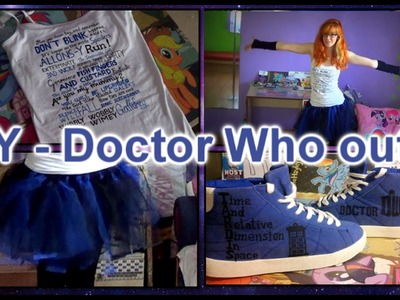 DIY Doctor Who Outfit [TheHayley73]